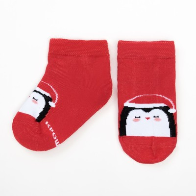Socks Baby I Pingvinenok 10-12 cm, 100% cotton