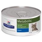Влажный корм Hill's Cat meta для кошек, коррекция веса, ж/б, 156 г
