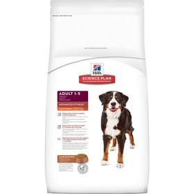 Сухой корм Hill's SP для собак крупных пород, здоровье суставов и мышц, ягненок/рис, 12 кг