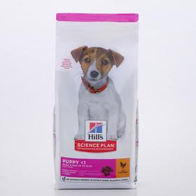 Сухой корм Hill's Puppy mini для щенков мелких пород, 3 кг