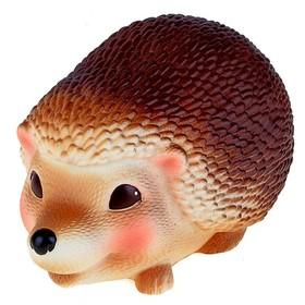Резиновая игрушка «Ёжик Яшка»