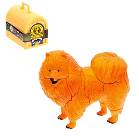"3D puzzle ""Dog"", 4 kinds, MIXED"