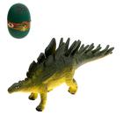 "3D пазл ""Динозавры"", 4 вида, МИКС"