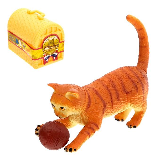 """3D пазл """"Кошки"""", 4 вида, МИКС"""