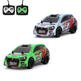 "A set of machines RC ""Rally monsters"", 2 pieces, scale 1:26, running on batteries"
