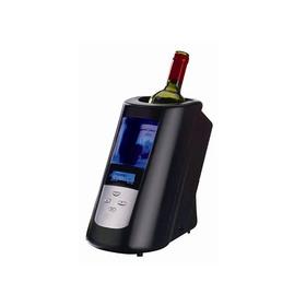 Охладитель бутылок Gastrorag JC7910, +5 до +17, черный
