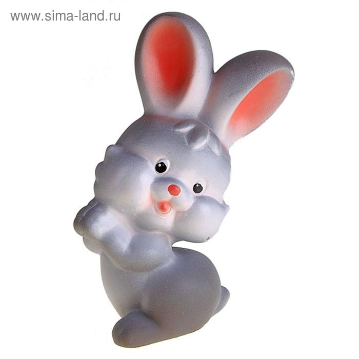 """Резиновая игрушка """"Заяц Ерошка"""""""