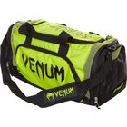 Сумка Venum Trainer Lite Sport Bag - Black/Yellow,