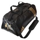 Сумка-рюкзак Budo, цвет черно-золотой