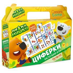 "Board game ""MiMiMishki: Tsiferki"""