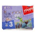 """Подгузники для детей """"Bella Baby Happy"""" размер Midi, 13"""