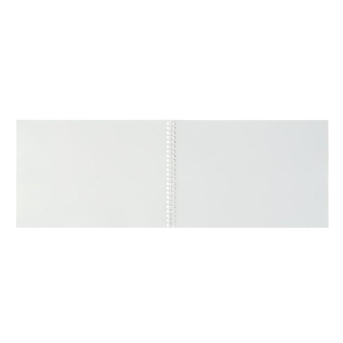 Альбом для рисования А4, 40 листов на гребне «Фиксики», обложка мелованный картон - фото 370896517
