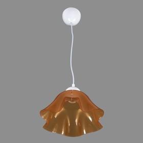 """Светильник """"Симпл"""" 1x40Вт E27 коричневый"""