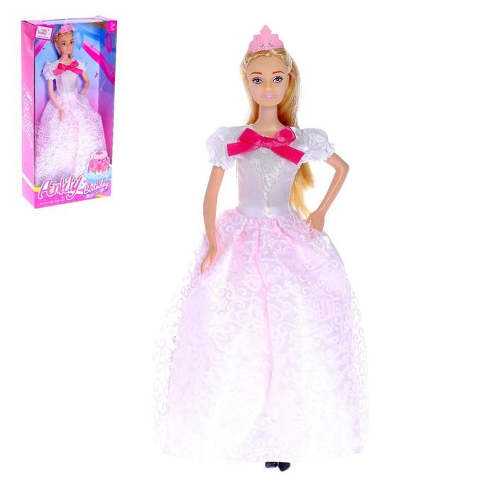 """Кукла модель """"Анлилу"""" в бальном платье, МИКС"""