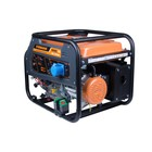 Генератор бензиновый FIRMAN RD7910E, 5/5.5 кВт, 13 л.с., 220/12 В, 25 л, ручной/электростарт