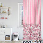 Штора Hello Kitty 150х270-1шт., цвет розовый , сатен - фото 105554130