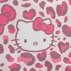 Штора Hello Kitty 150х270-1шт., цвет розовый , сатен - фото 105554131