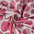 Штора Hello Kitty 150х270-1шт., цвет розовый , сатен - фото 105554132