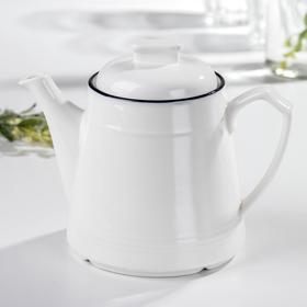 """The tea pot 1 l """"Sea breeze"""""""