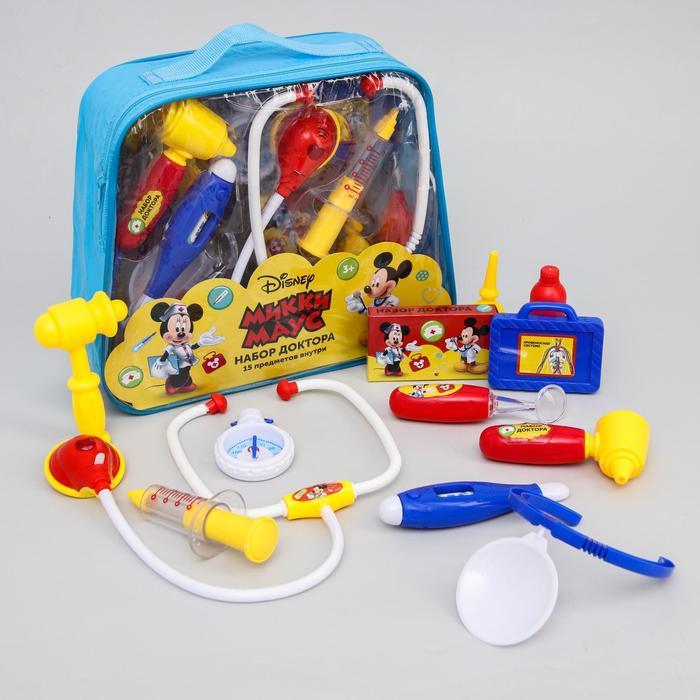 Набор доктора в сумочке, Микки Маус и друзья
