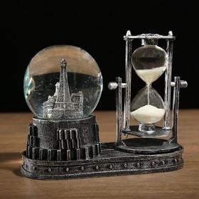 """Clocks """"Sights"""", mix, 6.5x15.5x14.5 cm,"""