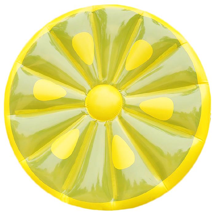 Плот для плавания «Лимон», 143 см