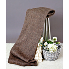 Одеяло полушерстяное, 320 г/м2, 140х205 гладкокрашенное серый, 70% шерсть, 30% лавсан