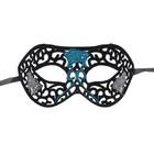 Карнавальная маска «Кружева», цвета МИКС - фото 457428