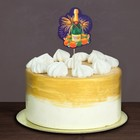 """Topper in cake """"Fulfilment of wishes"""""""