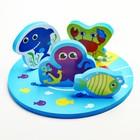 Набор игрушек для ванны «Морские друзья» - фото 105536292