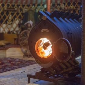 Воздухогрейная печь «Сибирь БВ-720»