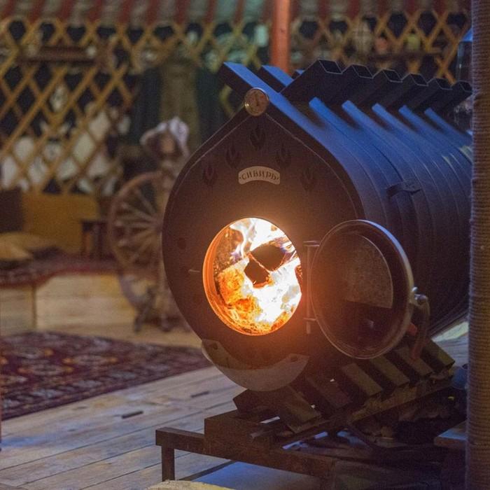 Воздухогрейная печь БВ Булерьян-720