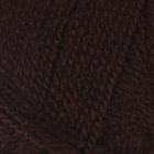 """Пряжа """"Astra"""" 100% премиум акрил 330м/100гр (1182 коричневый)"""