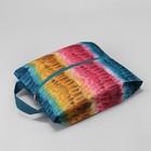 Сумка для обуви, отдел на молнии, цвет разноцветный