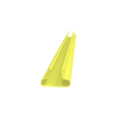 Вставка в панель, цвет жёлтый L120