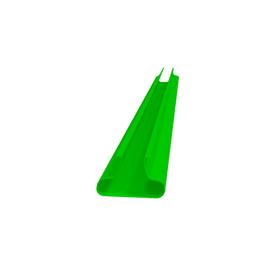 Вставка в панель, цвет зелёный L120 Ош