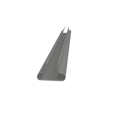 Вставка в панель, цвет тёмно-серый L120
