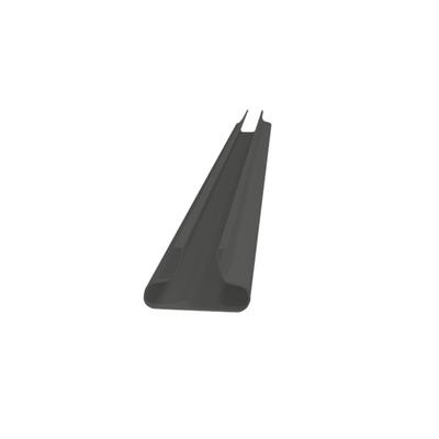Вставка в панель, цвет чёрный L120