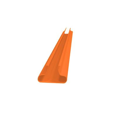 Вставка в панель, цвет оранжевый L120