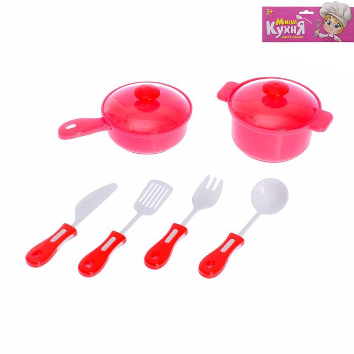 """Набор посуды """"Поварёнок"""", 6 предметов"""
