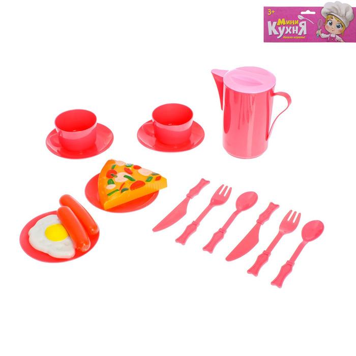 """Набор посуды """"Завтрак"""", 16 предметов"""