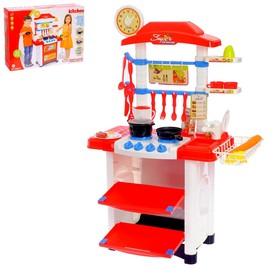 """Игровой модуль кухня """"Готовим вкусно"""""""