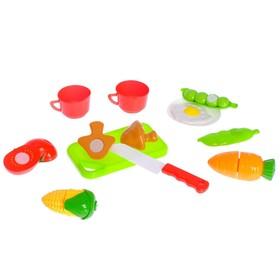 Набор продуктов для резки «Правильный завтрак», 11 предметов