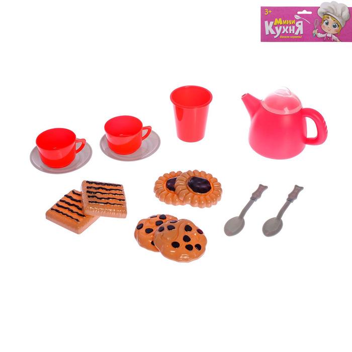 Набор посуды «Сладкое чаепитие», 14 предметов