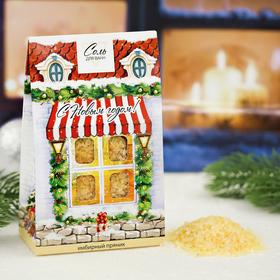 Соль в пакете 'С Новым годом!' имбирный пряник, 400 г Ош