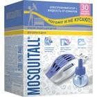 Комплект Mosquitall «Для дома и дачи»: электрофумигатор + жидкость 30 мл