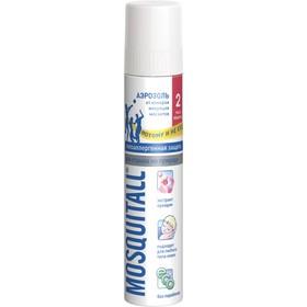 Аэрозоль Mosquitall Гипоаллергенная защита от комаров 150 мл