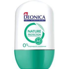 Антиперспирант роликовый Deonica Nature Protection, 45 мл