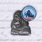 "Magnet in the shape of a shaman ""Khanty-Mansiysk"" (mammoth), 5 x 6 cm"
