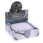 """Бумага для записей в коробке """"Совершенно секретно"""", 250 листов, размер листа 9 х 9 см"""